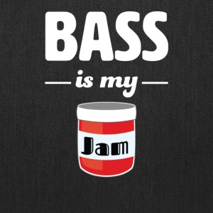 Bass is my Jam - Tote Bag