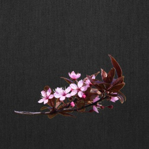 Flowers, blossoms, branch - Tote Bag