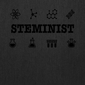 Steminist Science March Environmental Feminist Tee - Tote Bag