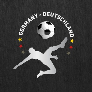 Soccer Germany Ball Team goal Football dab LOL - Tote Bag