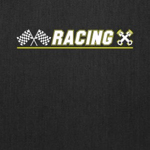Cool Graphic Racing Tee Shirts - Tote Bag