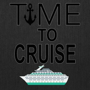 Time To Cruise Cool Cruising Tee Shirt - Tote Bag