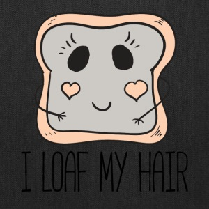 I Loaf My Hair by Curl Centric - Tote Bag