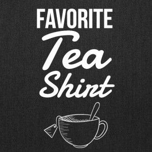 Favorite tea shirt - Tote Bag