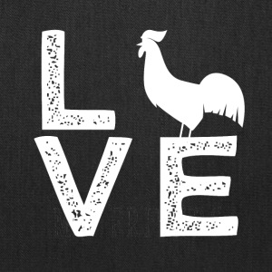 Love chicken - Tote Bag