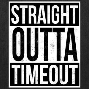 Straight Outta Timeout - Tote Bag