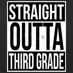 Straight Outta Third Grade - Tote Bag
