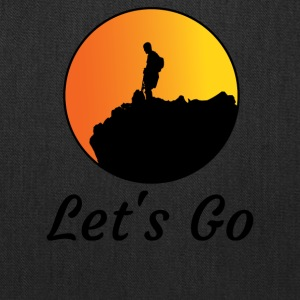 Let s Go Tee T-Shirt - Tote Bag