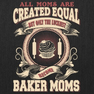 The Luckiest Become Baker Moms - Tote Bag