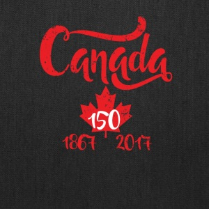 CANADA 150 Years Anniversary 1867-2017 - Tote Bag