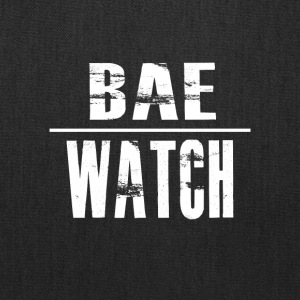 Bae Watch - Tote Bag