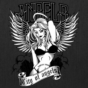 angel_city_of_angel - Tote Bag