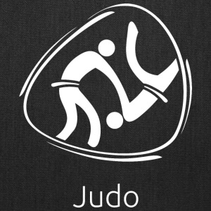 Judo_white - Tote Bag