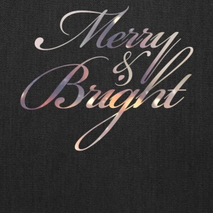 Merry Bright - Tote Bag