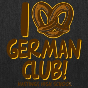 GERMAN CLUB HASTINGS HIGH SCHOOL - Tote Bag