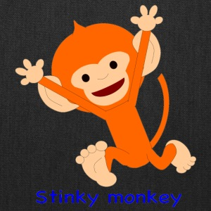Pongo Stinky monkey - Tote Bag