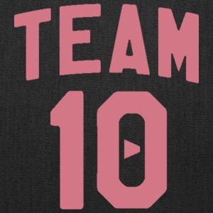 TEAM 10 TEN arc - pink - Tote Bag