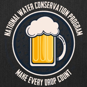 Conserve Water - Tote Bag
