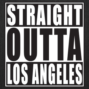 STRAIGHT OUTTA LOS ANGELES - Tote Bag