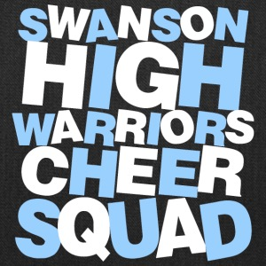 SWANSON HIGH WARRIORS CHEER SQUAD - Tote Bag