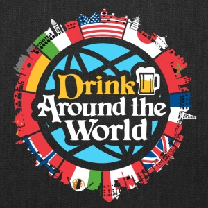 drink around the world - Tote Bag