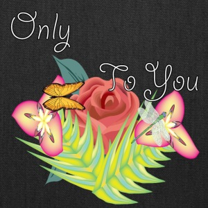 only you - Tote Bag