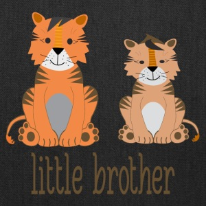 tigers - little brother - Tote Bag