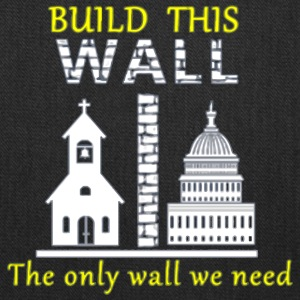 Build This Wall Secularism - Tote Bag