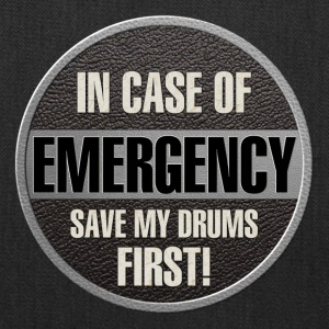 save my drums - Tote Bag