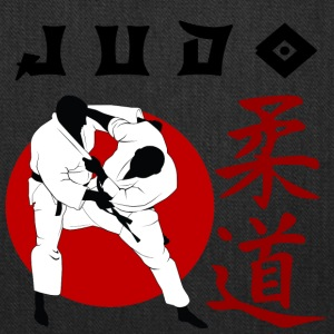 judo black - Tote Bag