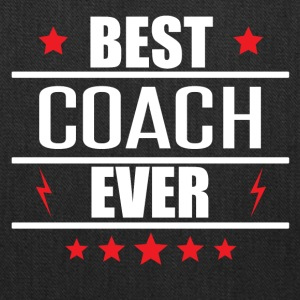 Best Coach Ever - Tote Bag