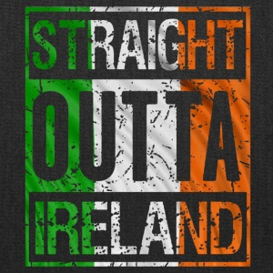 straight outta ireland - Tote Bag