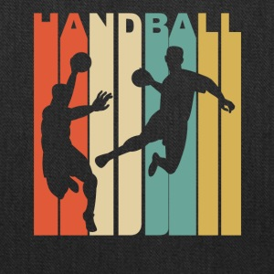 Vintage Handball Graphic - Tote Bag