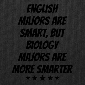 Biology Majors Are More Smarter - Tote Bag