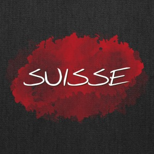 Suisse - Switzerland - Tote Bag