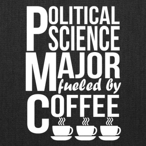Political Science Major Fueled By Coffee - Tote Bag