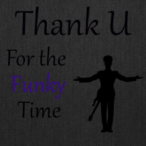 Prince - Darling Nikki Thank U for a Funky Time - Tote Bag