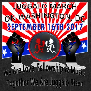 09-16-2017 Juggalo Family March On Washington DC - Tote Bag