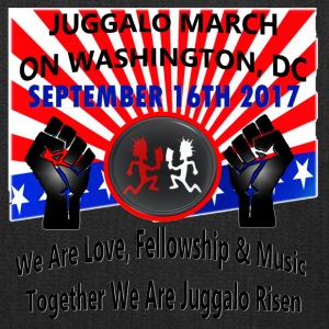 JUGGALO MARCH ON WASHINGTON, DC 9-16-2017 - Tote Bag