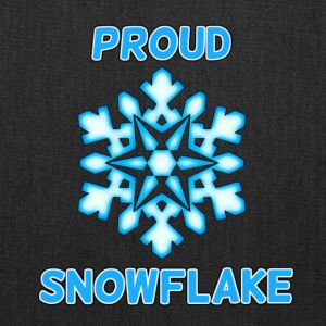 Proud Snowflake - Tote Bag