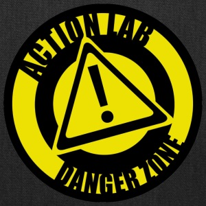 actionlabdangerzonelogo copy - Tote Bag