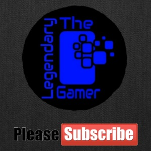 Please Subscribe To The Legendary Gamer - Tote Bag