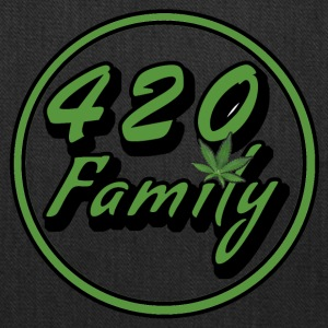 420 Family green - Tote Bag