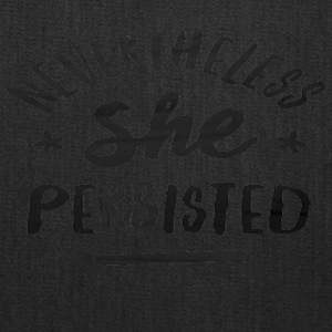 Nevertheless She Persisted 14 - Tote Bag