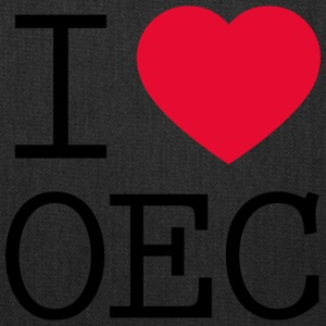 I love OEC - Tote Bag