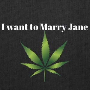 I want Marry Jane. - Tote Bag