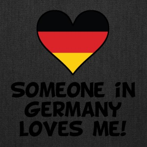 Someone In Germany Loves Me - Tote Bag