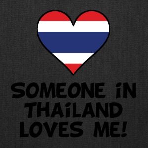 Someone In Thailand Loves Me - Tote Bag