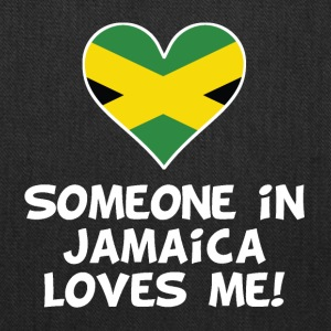 Someone In Jamaica Loves Me - Tote Bag