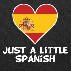 Just A Little Spanish - Tote Bag